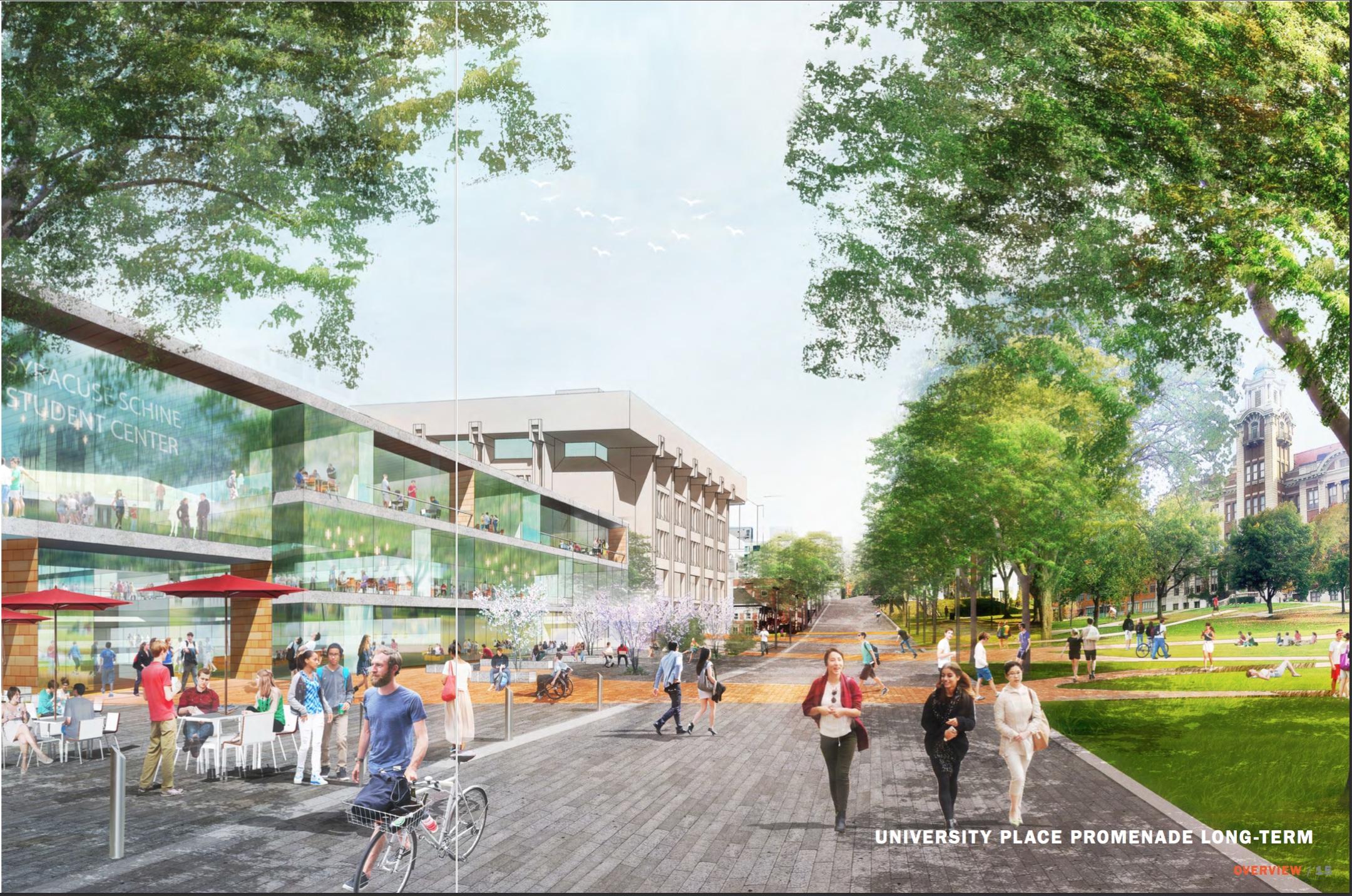 university place promenade rendering 14-15