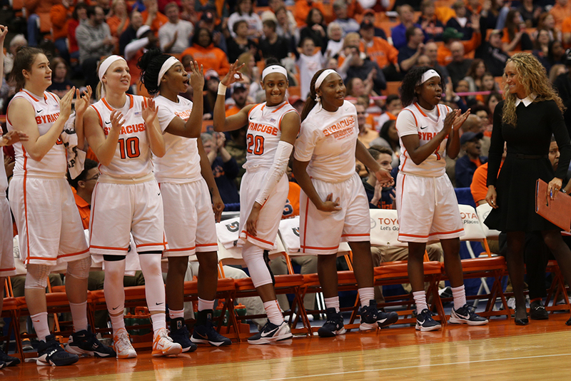 3 Things To Know From This Week In Syracuse Athletics The Daily