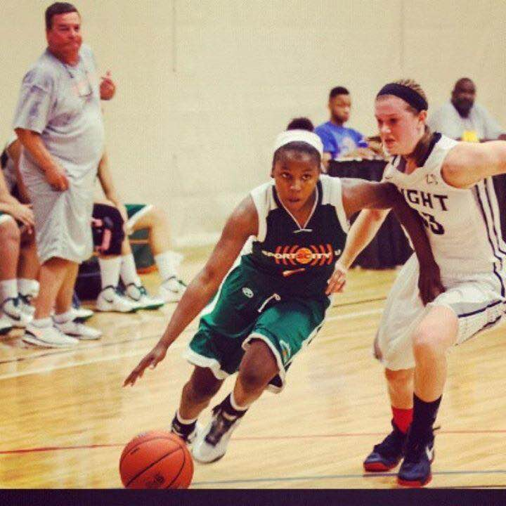 Alexis Peterson is carrying Syracuse on historic run and she