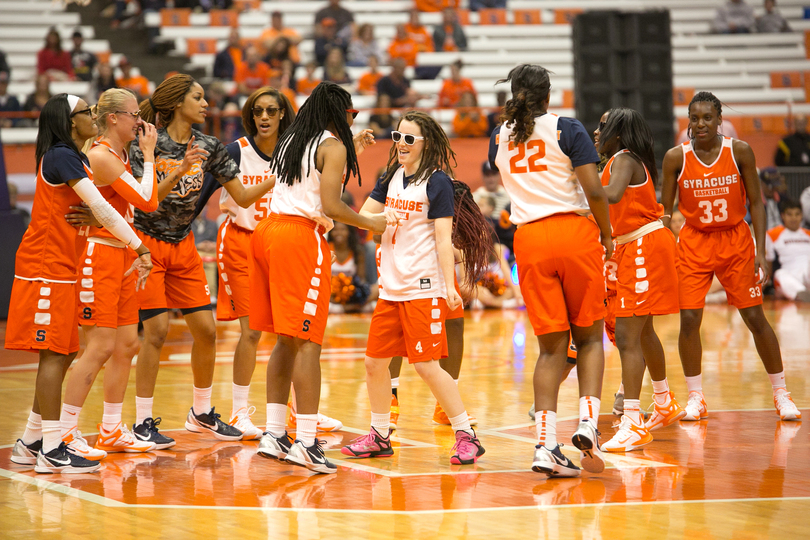 3 Syracuse Women S Basketball Storylines To Watch For At Orange