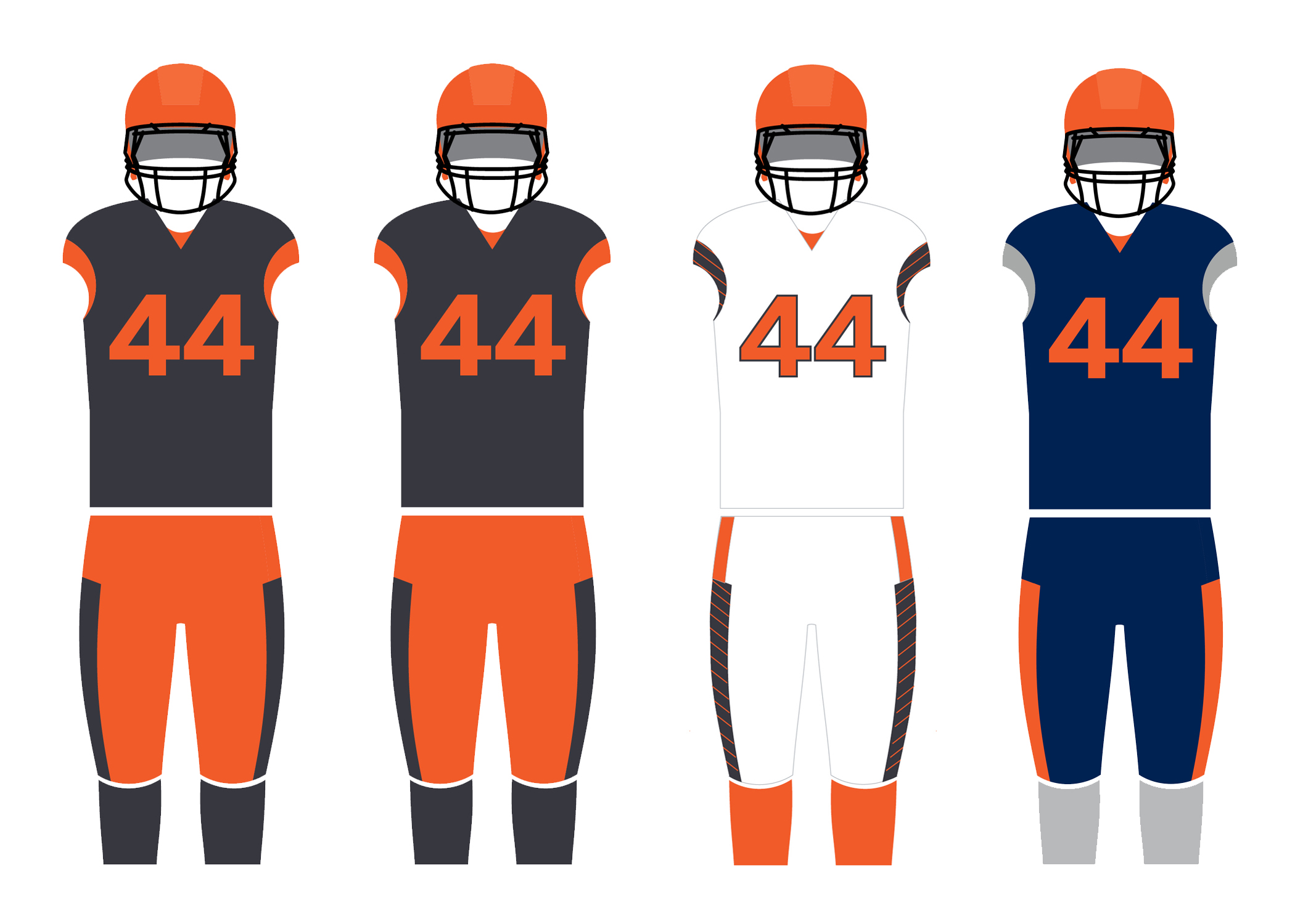 From the Design Desk  Syracuse football s gray uniforms - The Daily Orange  - The Independent Student Newspaper of Syracuse e24f62c8f